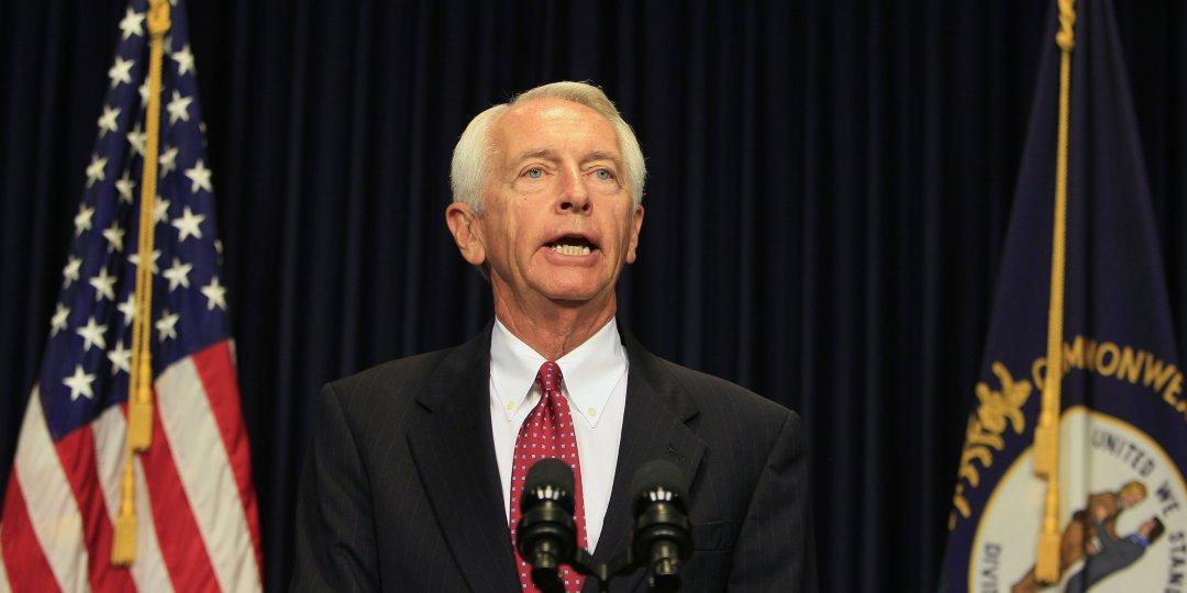 Стівен Бешар. Фото з сайту democraticgovernors.org