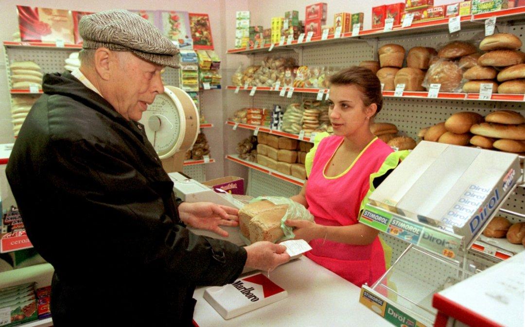 У 2018 році в Росії планують ввести продовольчі картки