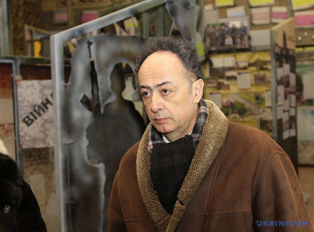 Хюг Мінгареллі. Фото: Микола М'якшиков