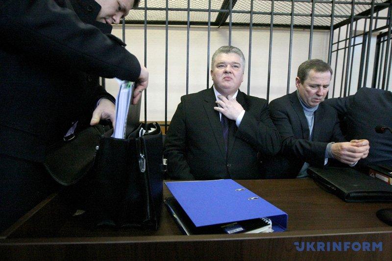 Сергій Бочковський (ліворуч), Василь Стоєцький Фото: Вадим Грига
