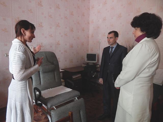 Лілія Неофітна, Сергій Бутенко. Фото: uozsumy.com.ua