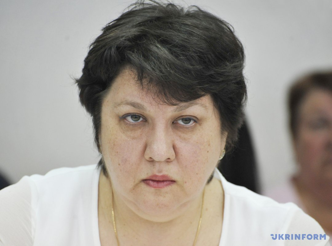 Екатерина Саркисова. Фото: Юрий Ильенко
