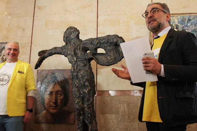Запоріжці проголосували проти пам'ятника Джону Леннону