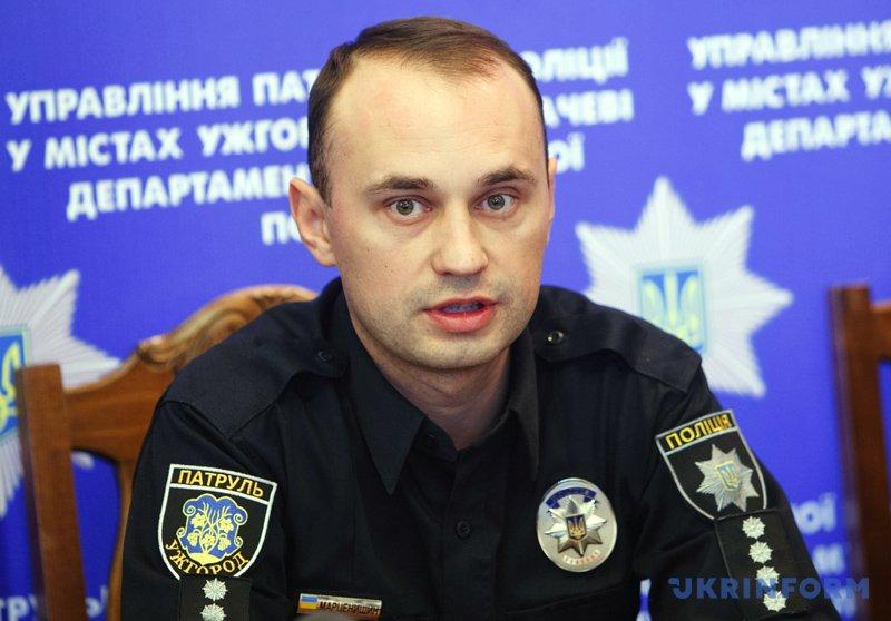 Юрій Марценишин. Фото: Сергей Гудак