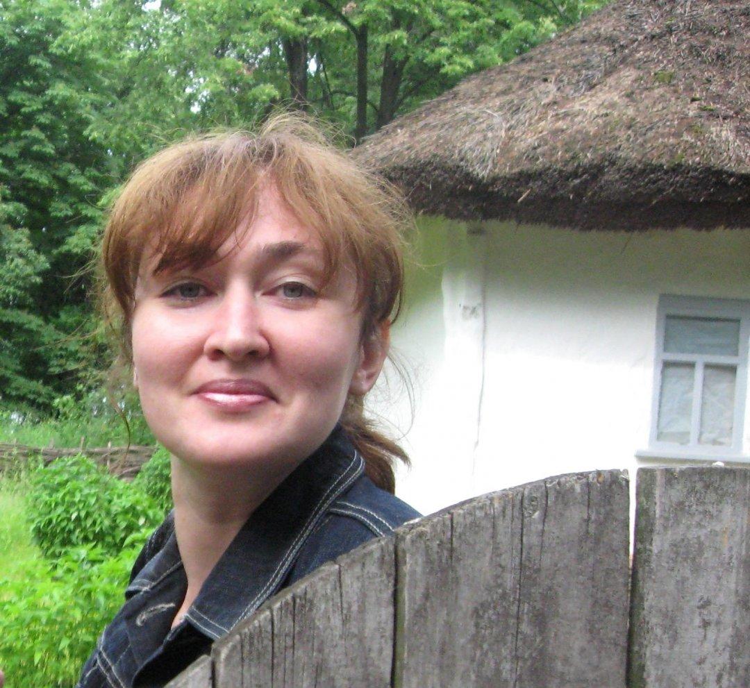 Лина Янченко. Фото: facebook.com