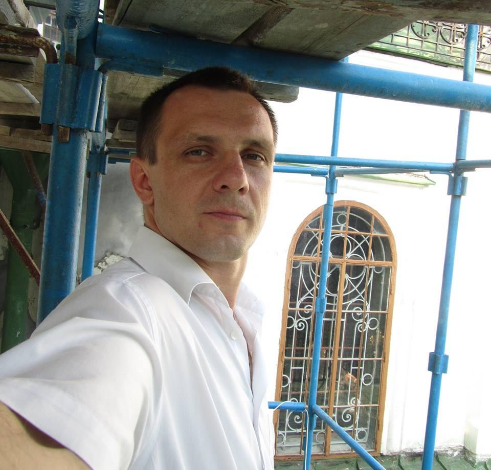Вадим Кириленко. Фото: facebook