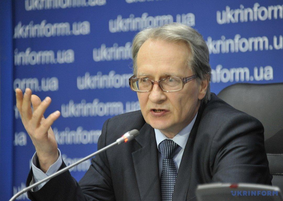 Михайло Пашков, співдиректор програм зовнішньої політики та міжнародної безпеки Центру Разумкова