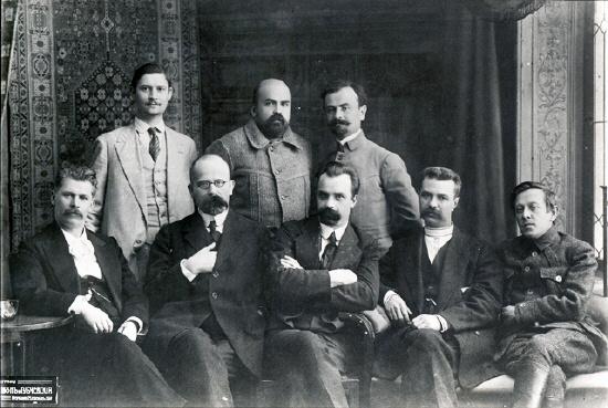 Перший Генеральний Секретаріат, сформований Українською Центральною Радою