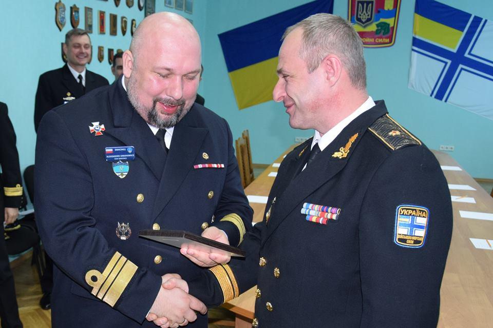4 корабля НАТО зашли вОдесский порт