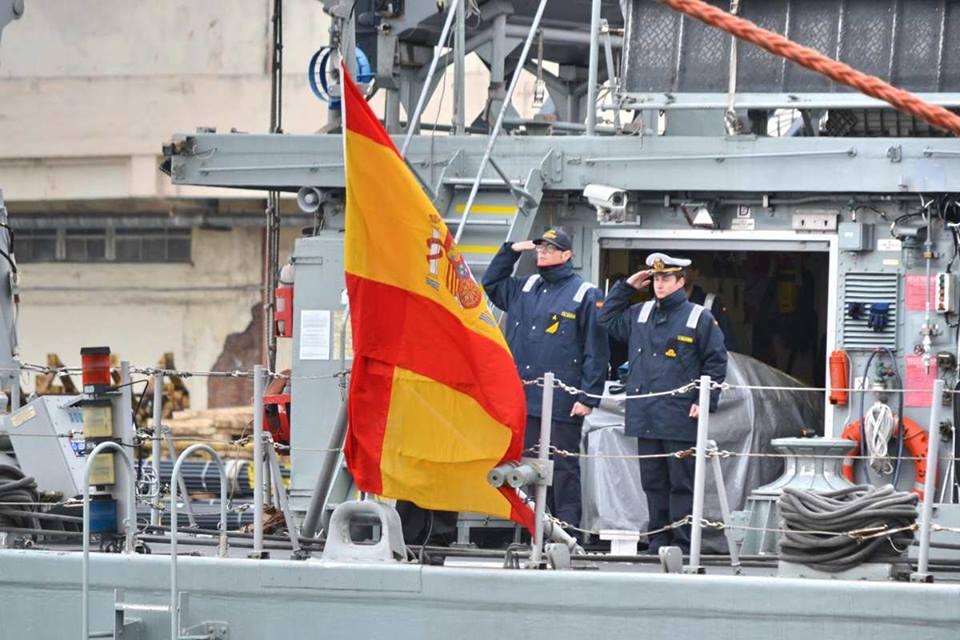 Полторак проверил ход строительства базы ВМС в Одессе - Цензор.НЕТ 3673