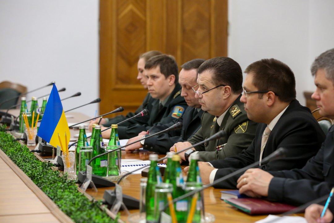 Україна і Афганістан поглиблюють оборонне співробітництво