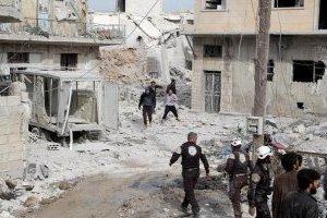 Авіація сил Асада завдала удару по Ідлібу, загинули двоє турецьких військових