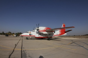Україна направить в Туреччину пожежний літак