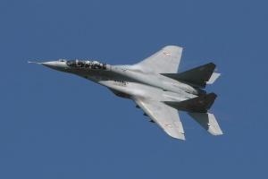 У Єгипті розбився винищувач МіГ-29, куплений у Росії