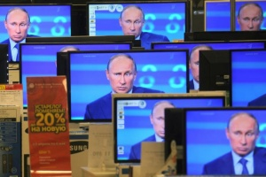 Only 13% of Ukrainians use Russian media