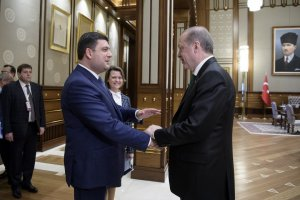 "PM Groysman received ""a very powerful signal"" in Turkey"