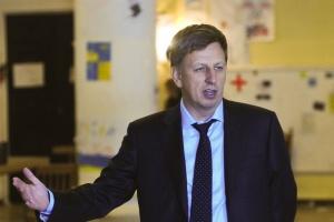 """Razzia bei Eigentümer des TV-Senders """"Prjamyi"""" Makejenko"""