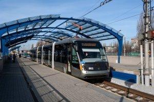 В Киеве до 29 марта каждую ночь не будет работать скоростной трамвай
