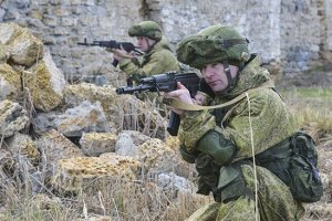 Окупанти перекинули до Криму підрозділи армії, яка воювала в Осетії та на сході України