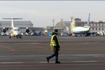 Kyiv International Airport sees almost 42% rise in passenger flow in February 2019