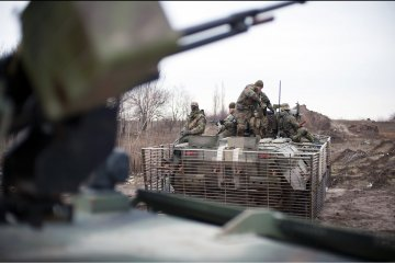La situation dans le Donbass s'aggrave : 2 militaires ukrainiens tués et 2 autres blessés