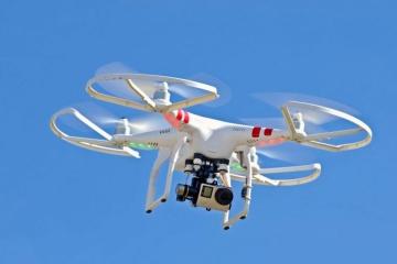 """Krim: Drohne mit Flugblättern """"Ruhm der Ukraine"""" fällt in Zentrum von Simferopol - Video"""