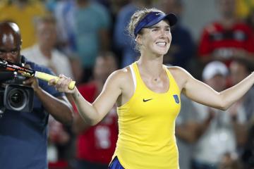 Ukrainerin Elina Switolina gewinnt WTA-Turnier in Brisbane