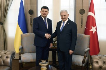 Ukraine, Turkey sign agreement on travels with national ID cards