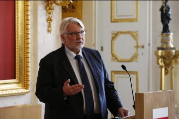 Poland supports policy of sanctions against Russia - Witold Waszczykowski