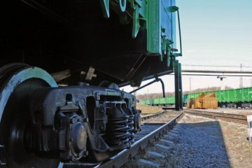 OSCE監視団、被占領下ドンバスのロシア国境近くで貨物列車確認