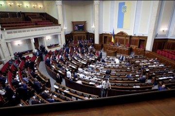 Parlament billigt Gesetz über kommunale Selbstverwaltung im Donbass