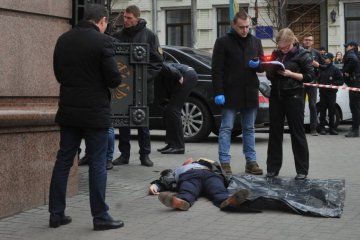 Voronenkov's killer died in hospital, Prosecutor General's Office confirms