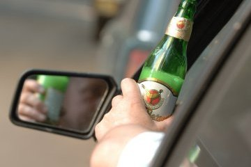 Over 4,000 drunk driving cases recorded in Ukraine this year - police