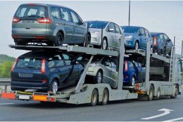 El mercado de automóviles en Ucrania muestra una tendencia negativa en noviembre