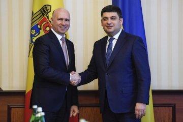 Україна і Молдова активно реалізують Дорожню карту співпраці - Гройсман