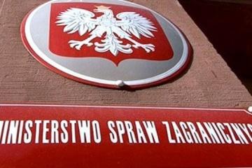Außenministerium Polens fordert Russland auf, Aggression gegen die Ukraine zu stoppen
