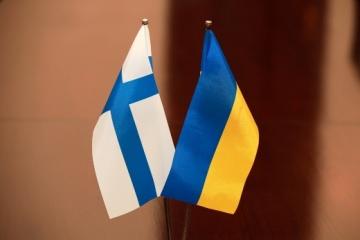 Ministrowie spraw zagranicznych Ukrainy i Finlandii rozmawiali o przeciwdziałaniu zagrożeniom hybrydowym