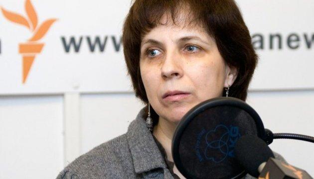 Слідчі РФ залишили квартиру правозахисниці Свєтової після 10 годин обшуків