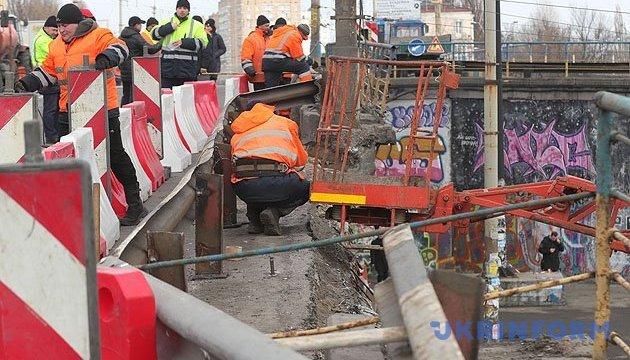 Через обвал Шулявського мосту звільняється директор