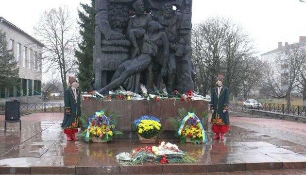 Пам'ять жертв Корюківської трагедії вшанували на Чернігівщині