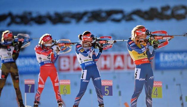 В олімпійському Пхенчхані стартує сьомий етап Кубка світу з біатлону