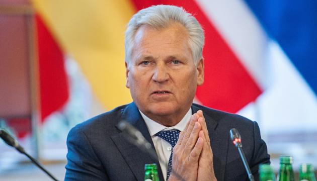 Членство України в ЄС є близькою перспективою – Кваснєвський