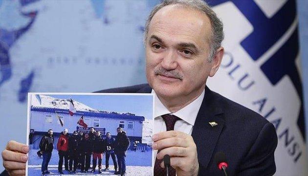 Туреччина зібралася будувати наукову станцію в Антарктиді