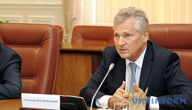 Кваснєвський: Гібридна політика Росії проявлялася ще в 90-х