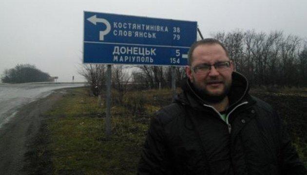 У лікарні Сєвєроднецька помер харківський журналіст і волонтер Микола Шлапак