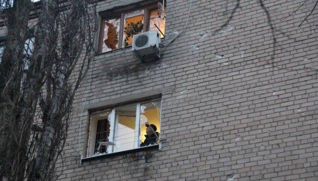 Танковий обстріл Авдіївки: вщент зруйновані кілька помешкань
