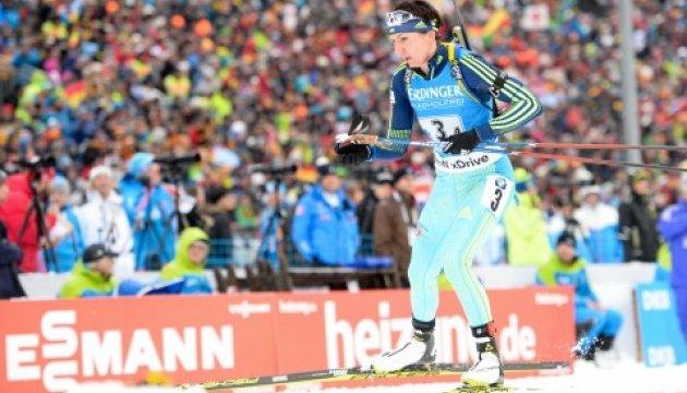 Підгрушна пропустила спринт в Пхенчхані через хворобу