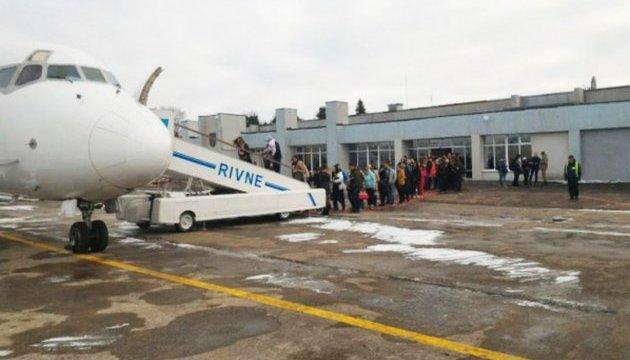 Голова Рівненської облради звільнив директора аеропорту