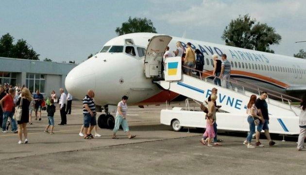 Рівненський аеропорт передадуть в концесію