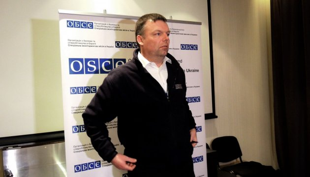 Number of ceasefire violations in Donbas increased by 25% over past week – OSCE